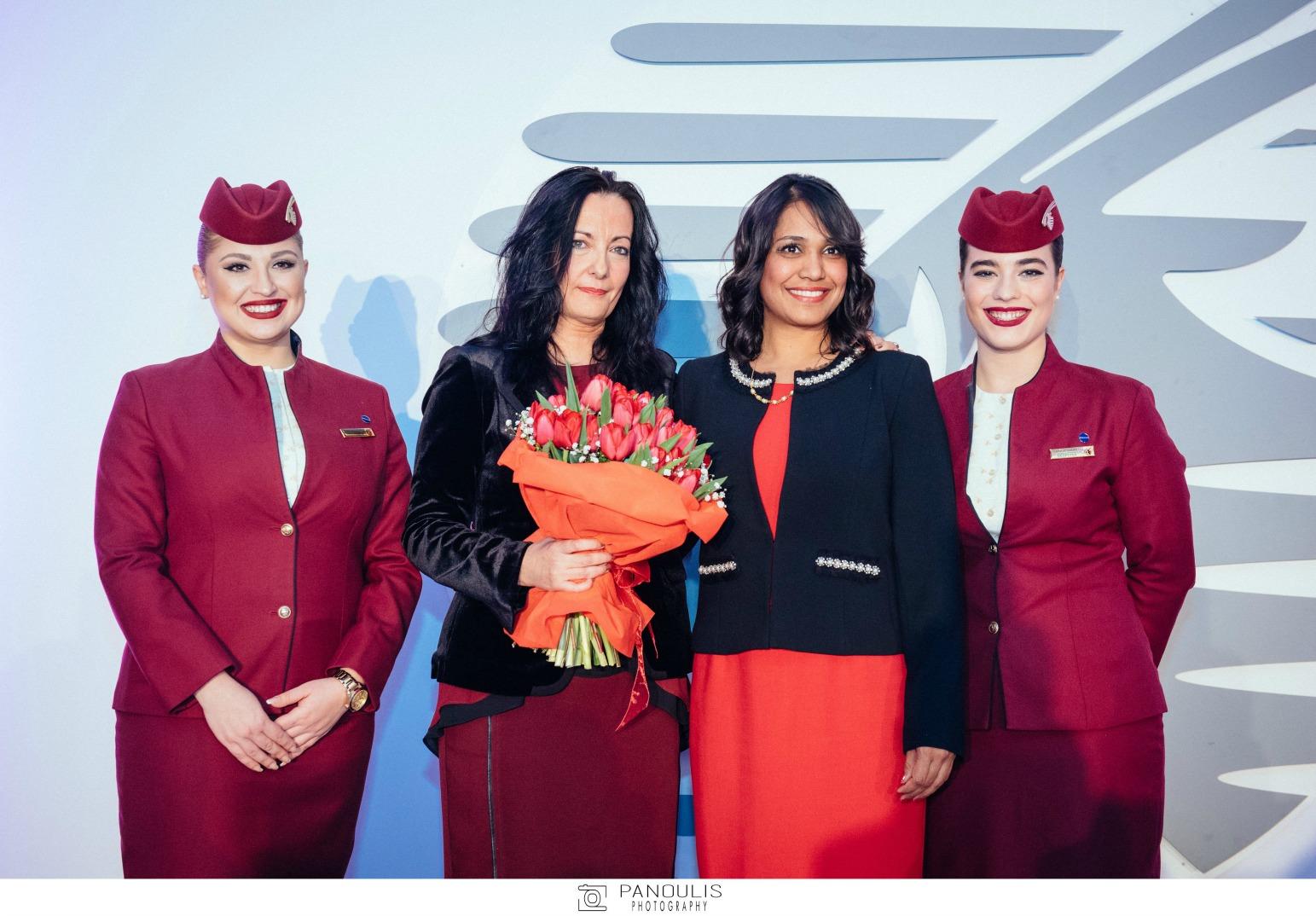 20 χρόνια επιτυχημένης πορείας για την Qatar Airways