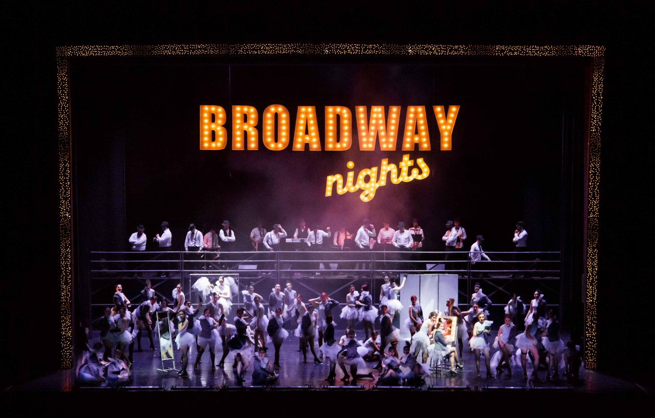 «Broadway Nights»: Δύο φαντασμαγορικές sold out παραστάσεις!