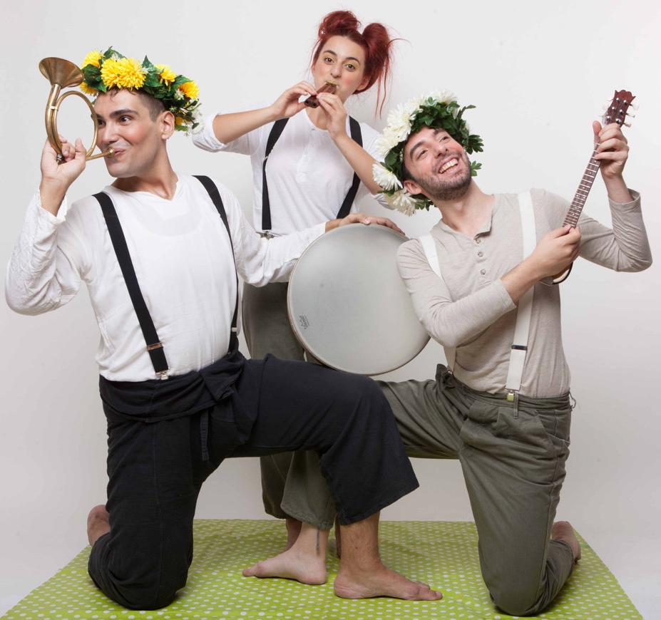 «Οι Μήνες» επιστρέφουν για μια παράσταση στο Θέατρο Αυλαία