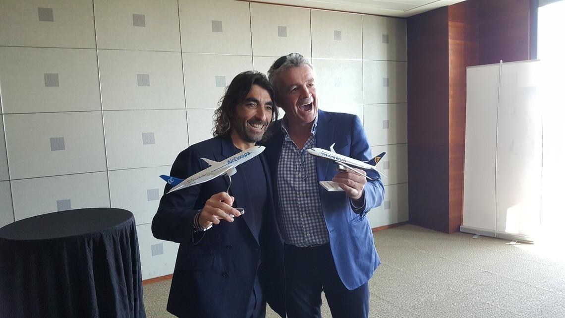 Νέα συνεργασία της Ryanair με την Air Europa