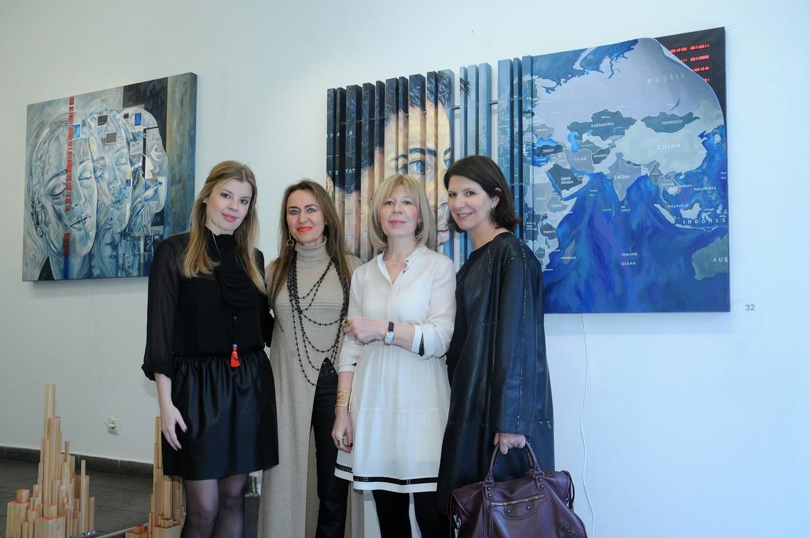 """""""Η τέχνη συναντά την τεχνολογία"""": Έκθεση της Στέλλας Κουκουλάκη στην Artion Galleries"""