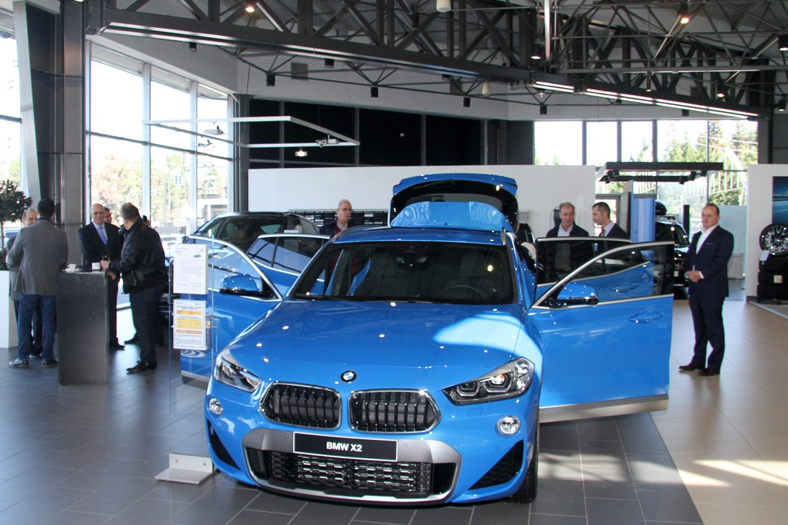 Επίσημη παρουσίαση της BMW X2 από την BMW ΒΕΛΜΑΡ