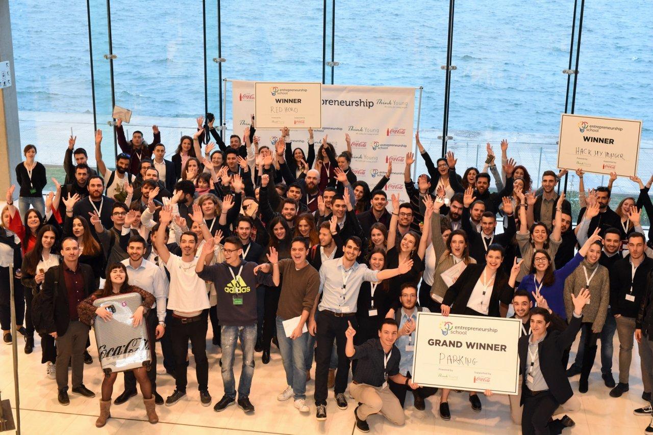 Οι νέοι της Θεσσαλονίκης παρουσίασαν τις επιχειρηματικές τους ιδέες