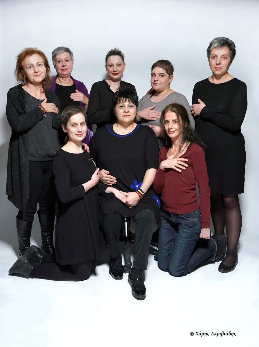 «Παρ' όλα αυτά» – Εννέα μαρτυρίες γυναικών για τον καρκίνο στο Βασιλικό Θέατρο