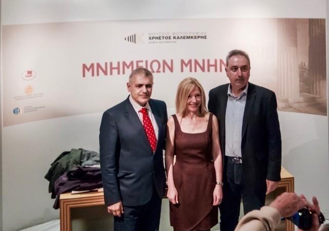 Εγκαινιάστηκε η έκθεση «Μνημείων Μνήμες» στο Μουσείο Βυζαντινού Πολιτισμού