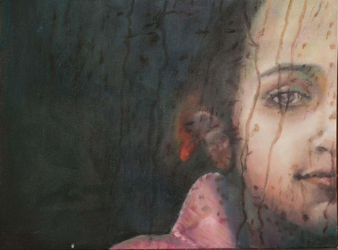 Έκθεση ζωγραφικής της Φωτεινής Αλεξίου στην Myrό Gallery