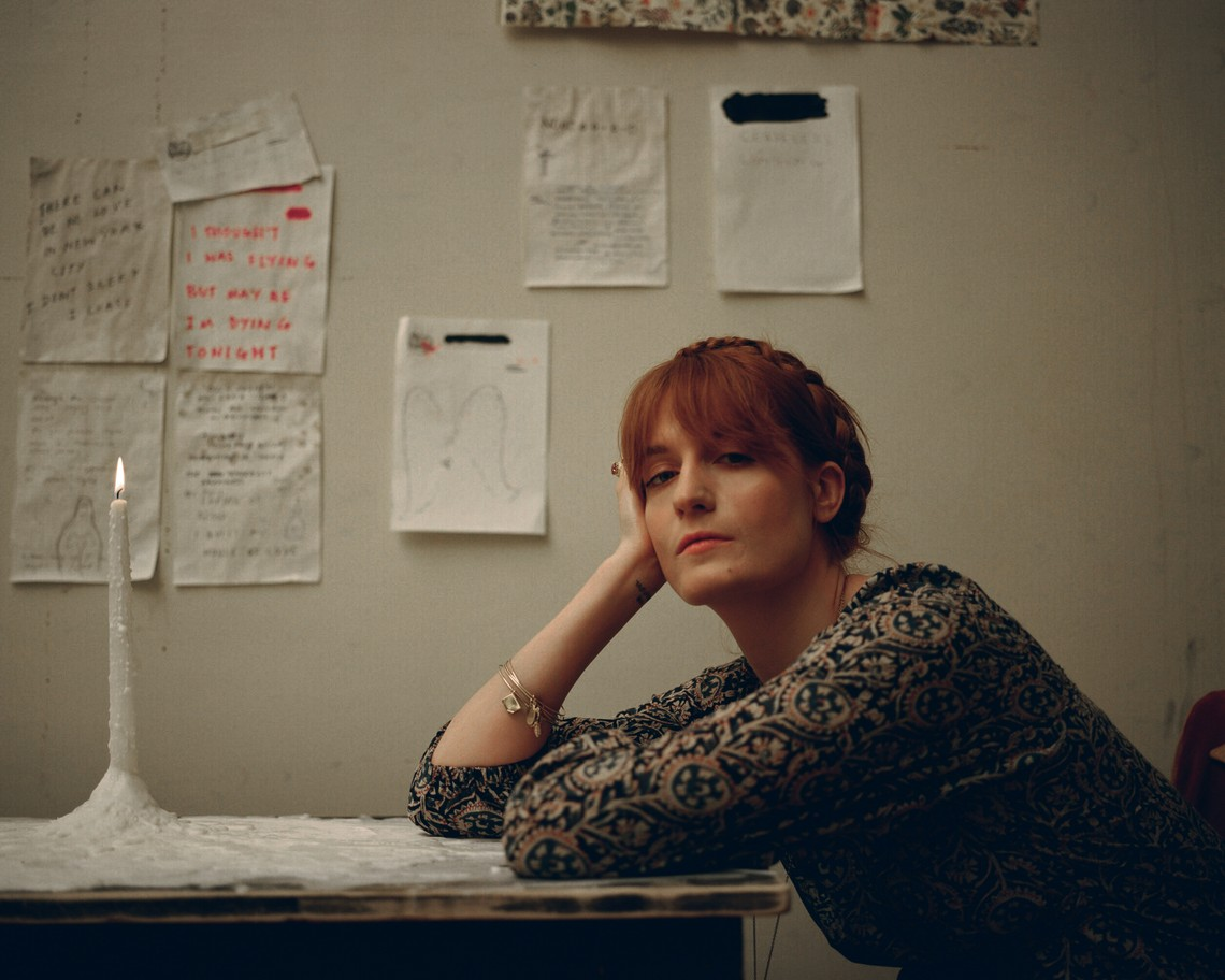 «Sky Full Of Song»: νέο single των Florence + the Machine