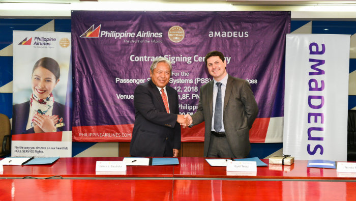 Η Philippine Airlines συνεργάζεται με την Amadeus