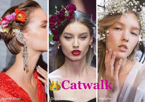 Catwalk: Όμορφες ιδέες για χειροποίητα ανοιξιάτικα αξεσουάρ μαλλιών!