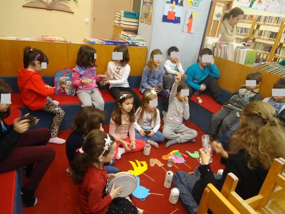 Απρίλιος 2018: Πρόγραμμα εκδηλώσεων της Παιδικής Βιβλιοθήκης Δελφών