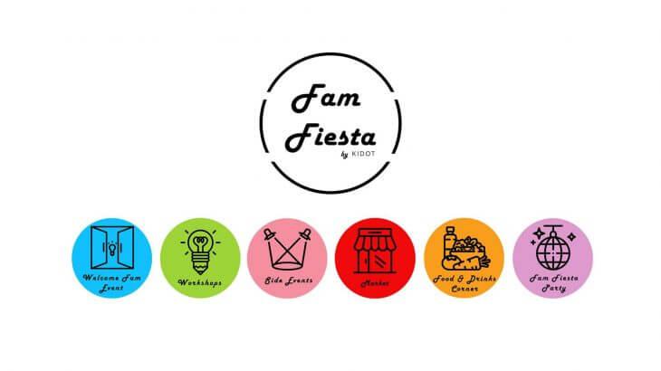Family Fiesta στο Block 33