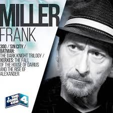 Ο Frank Miller έρχεται στο «The comic con 4»!