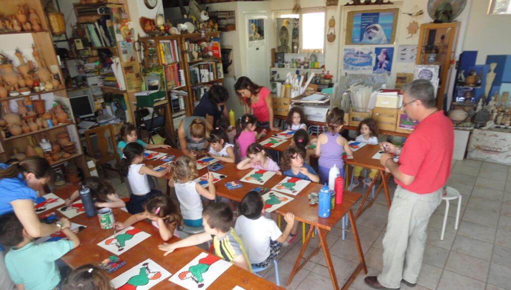 Δωρεάν Εργαστήρι δημιουργικής γραφής στην Πρότυπη Σχολική Βιβλιοθήκη