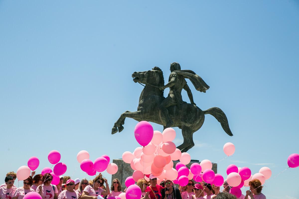 6ο Sail for Pink από τον Σύλλογο Γυναικών με Καρκίνο Μαστού «ΑΛΜΑ ΖΩΗΣ» Ν. Θεσσαλονίκης