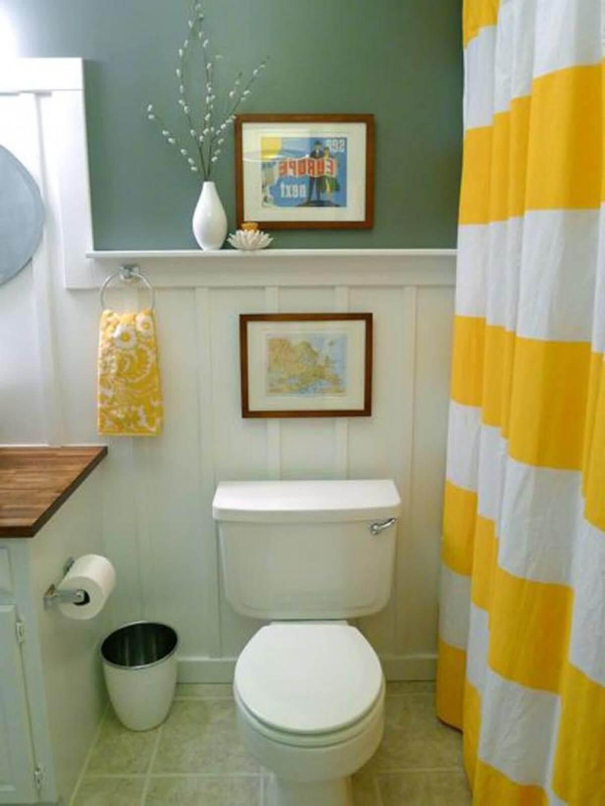 Η Νανά Κοντού μας δίνει ιδέες για «ανανέωση» στο μπάνιο μας