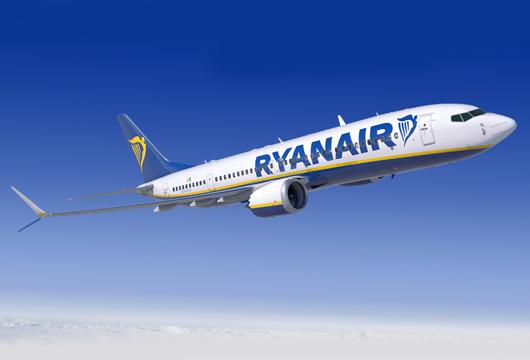 Η Ryanair ανακοίνωσε ένα νέο δρομολόγιο από την Αθήνα προς το Ηράκλειο