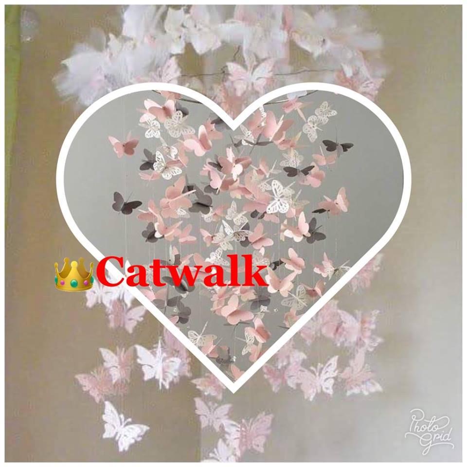 Catwalk: Πρόταση διακόσμησης για το παιδικό δωμάτιο!