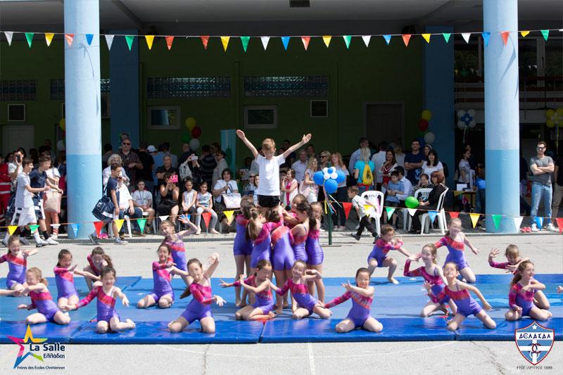 Πραγματοποιήθηκε το «Αθλητικό Φεστιβάλ» του Κολλεγίου ΔΕΛΑΣΑΛ