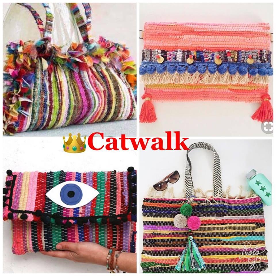 Catwalk: Φτιάξτε την ωραιότερη καλοκαιρινή τσάντα μόνο με 5€!