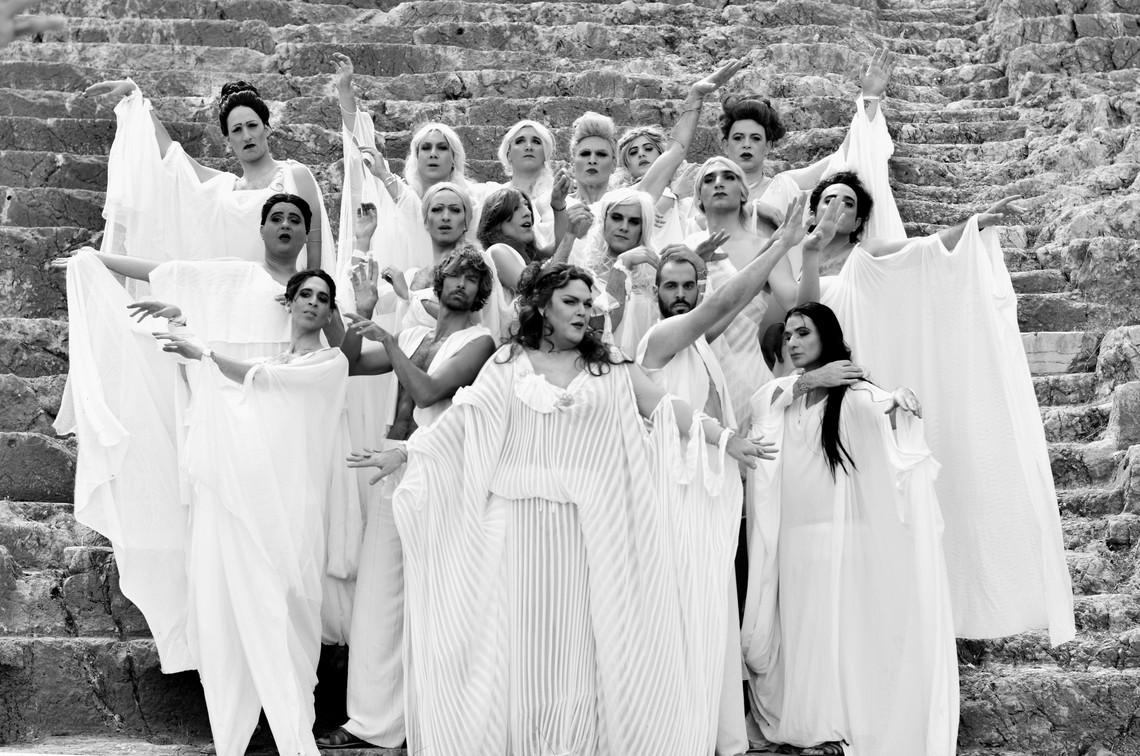 """""""Εκκλησιάζουσες"""" του Αριστοφάνη: Καλοκαιρινή περιοδεία"""