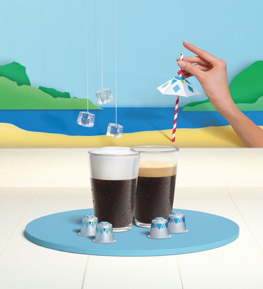 Με Nespresso Freddo δημιουργήστε μοναδικές καλοκαιρινές στιγμές