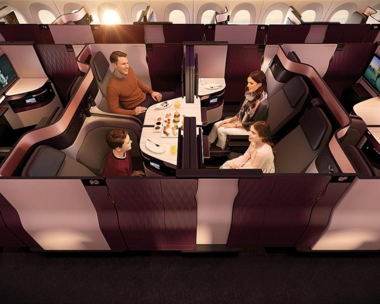 "H Qatar Airways ο Επίσημος Αερομεταφορέας της έκθεσης ""Ποσειδώνια 2018"""
