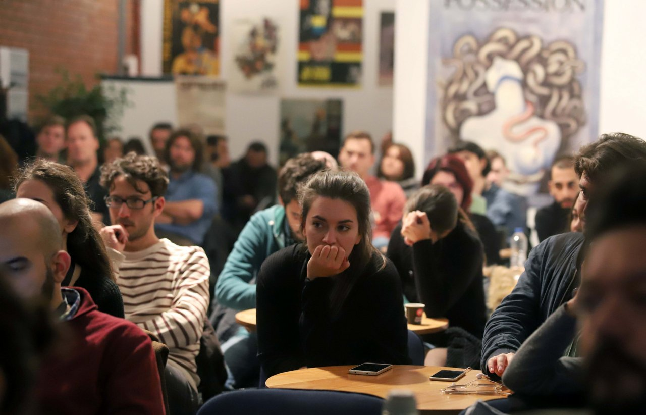Ημερήσιο σεμινάριο για επαγγελματίες του σινεμά από το ΦΚΘ