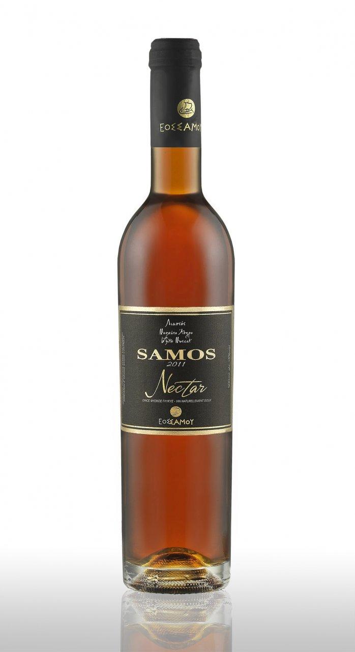 Το πολυβραβευμένο Samos Nectar  του ΕΟΣ Σάμου στο Συμπόσιο των Masters of Wine