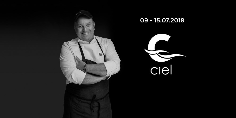 Botrini Week: Καλοκαιρινή γαστρονομική εβδομάδα στο Ciel Bar Restaurant