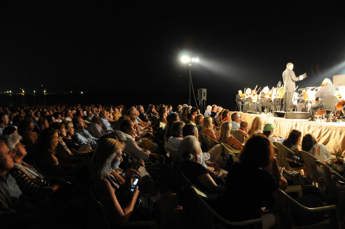13ο  Διεθνές Μουσικό Φεστιβάλ Αίγινας