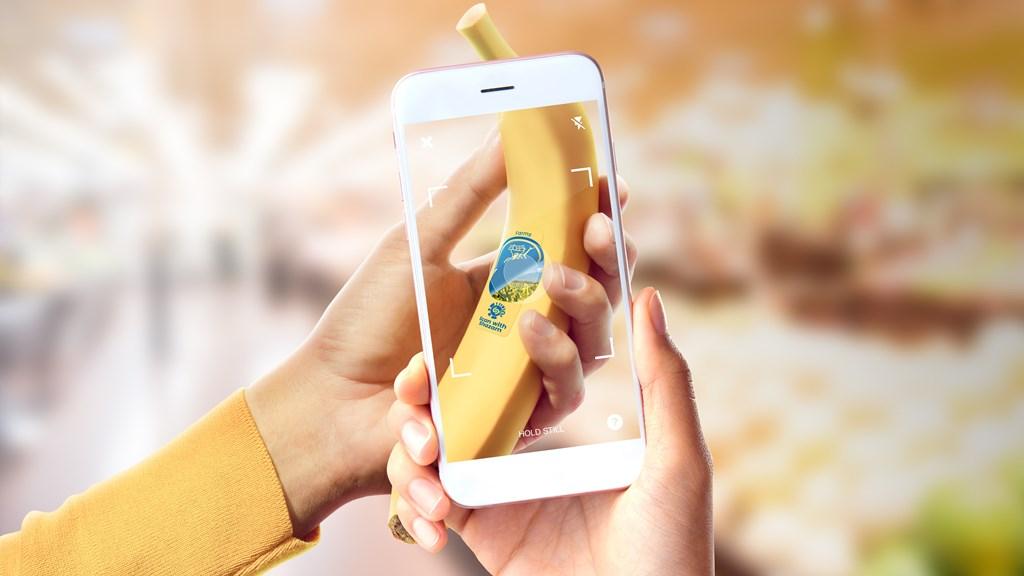 Ανακαλύψτε το ταξίδι της μπανάνας Chiquita με την εφαρμογή Shazam