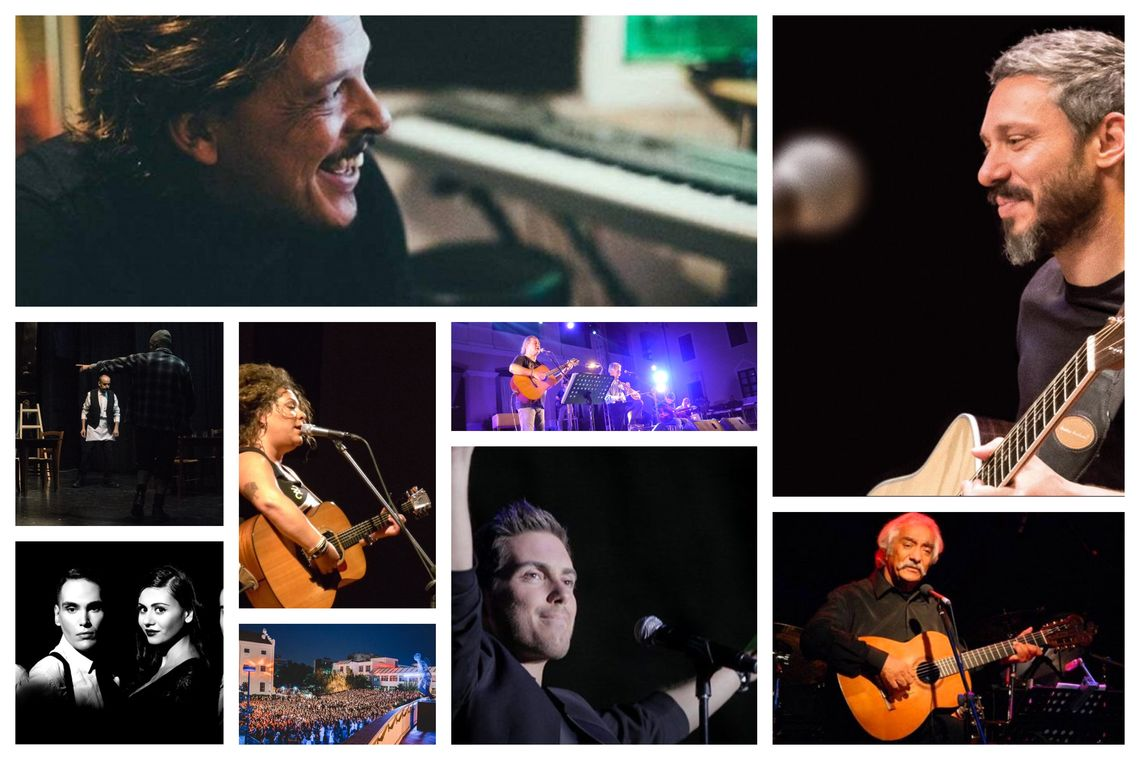 Φεστιβάλ Μονής Λαζαριστών 2018: Σεπτέμβριος με συναυλίες, παραστάσεις, προβολές