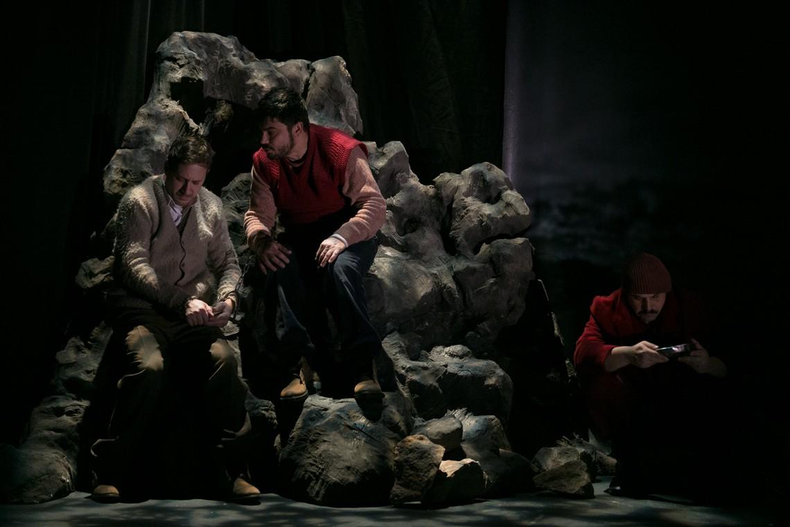 «Οδός Αβύσσου αριθμός Ο» του Μενέλαου Λουντέμη στο Olvio Theater