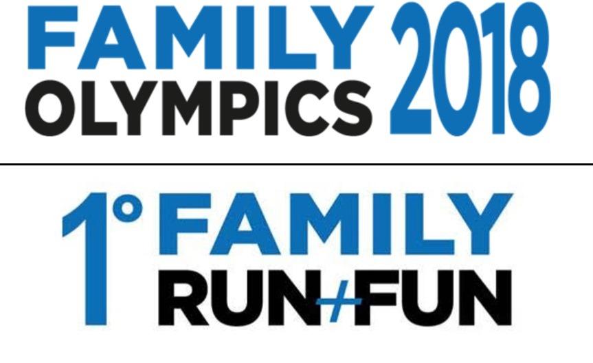 """1ο """"Family Olympics"""" & """"Family Run+Fun"""""""