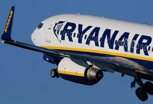 Νέο δρομολόγιο της Ryanair από τη Θεσαλονίκη προς το Μάντσεστερ