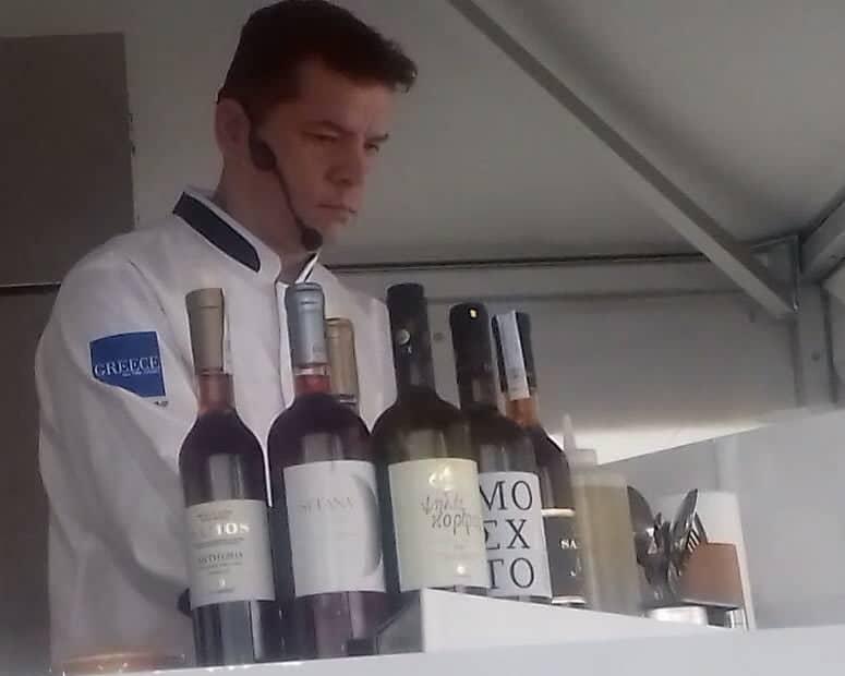 Τα κρασιά του ΕΟΣ Σάμου  εκπροσώπησαν την Ελλάδα στο  Best Cook Festival Izmir 2018