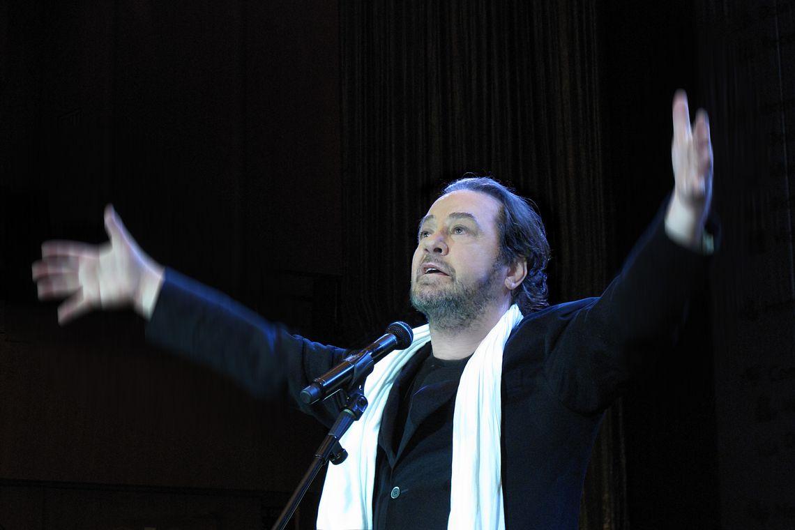 Γιάννης Πάριος – Γλυκερία: «Μόνο Αγάπη» στο BARAONDA MUSIC HALL