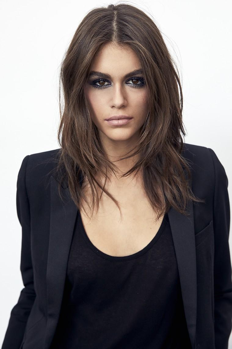 Η Kaia Gerber είναι η νέα πρέσβειρα μακιγιάζ του οίκου ομορφιάς YSL Beauté