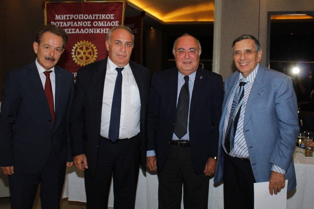 «Βραβεία Επιχειρείν 2018» του Μητροπολιτικού Ροταριανού Ομίλου Θεσσαλονίκης