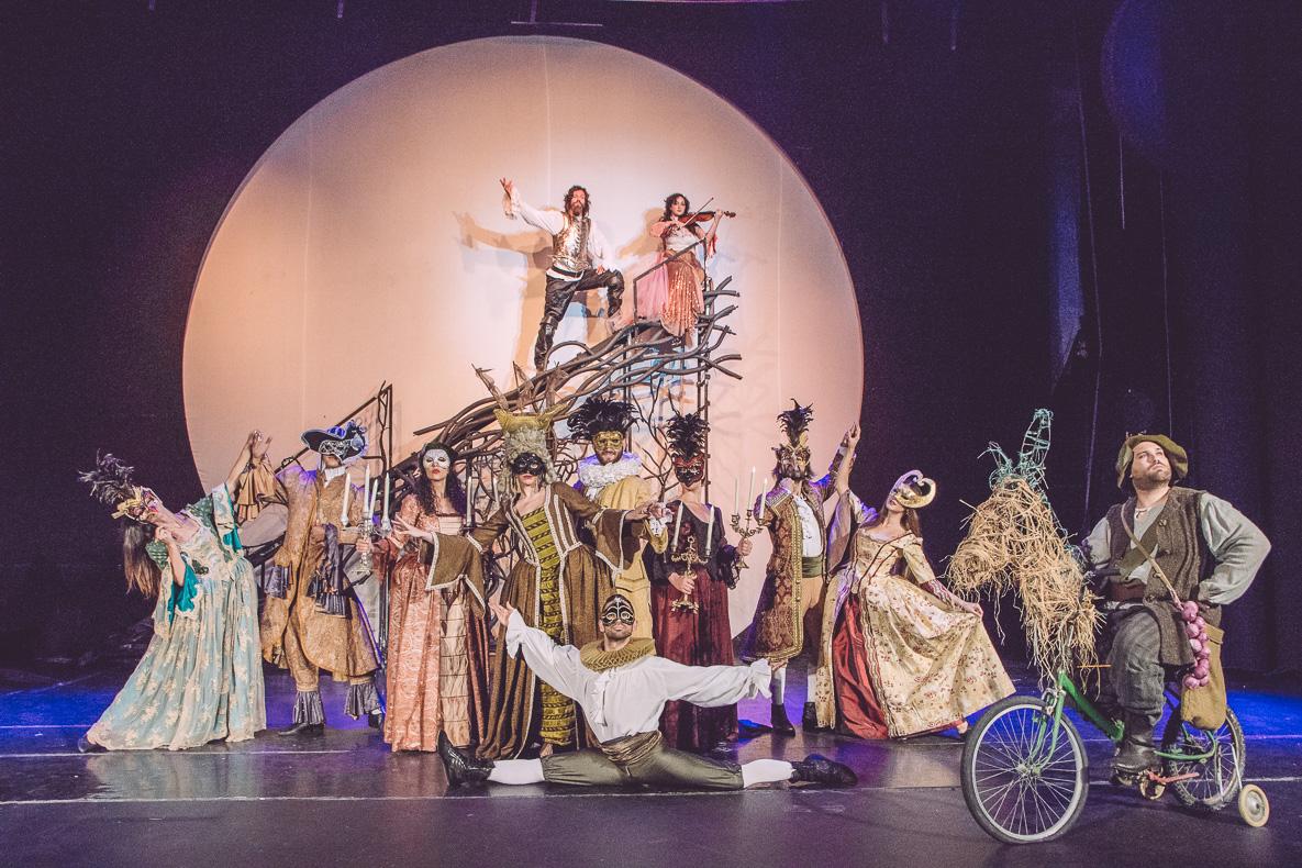 Δείτε τους νικητές που κερδίζουν προσκλήσεις για τον «Δον Κιχώτη» στο Θέατρο Κολοσσαίον