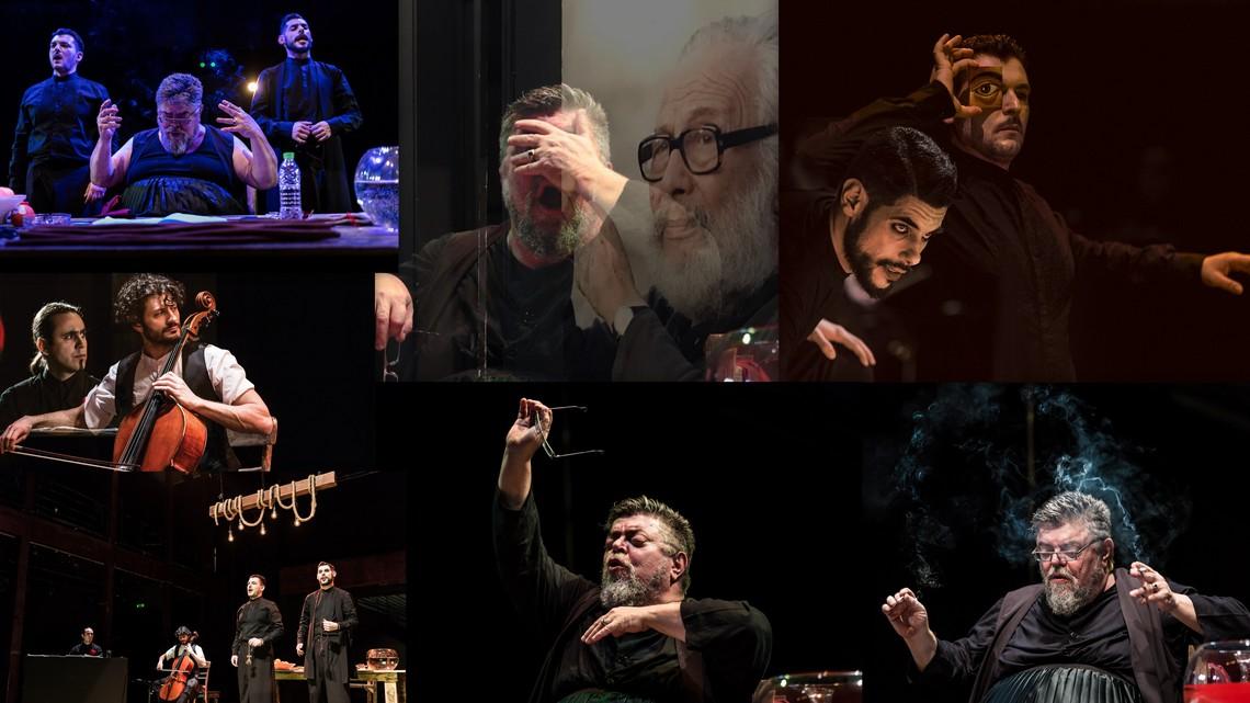 Σταμάτης Κραουνάκης «Duende» στο Δημοτικό θέατρο Πειραιά