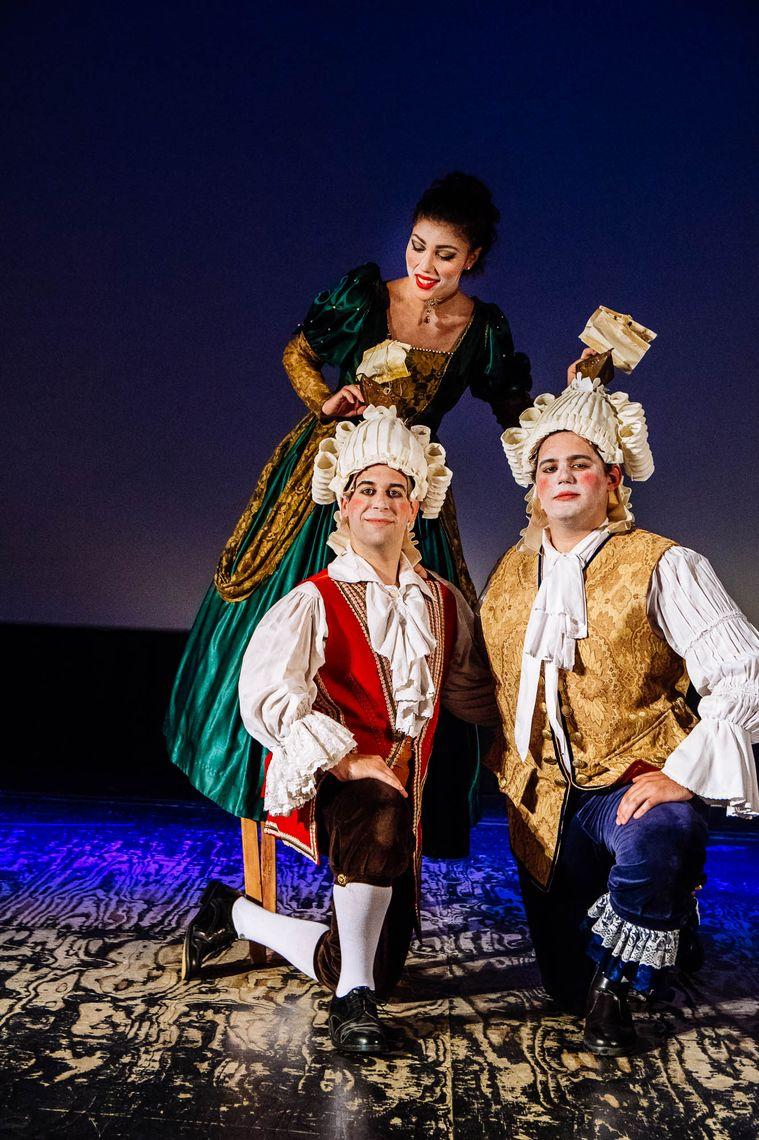 «Ροσσινιάδα» στο Θέατρο Φαργάνη Art