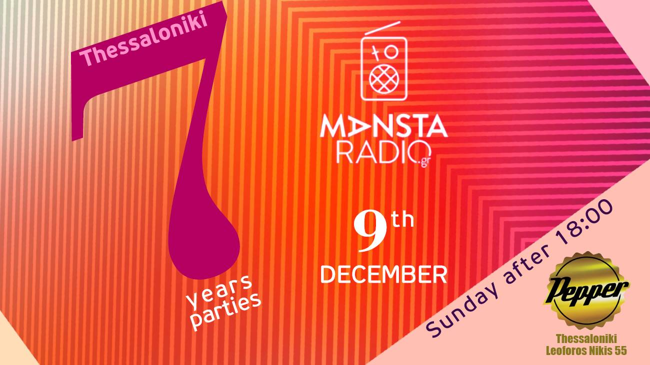 Mansta radio 7 years celebration parties