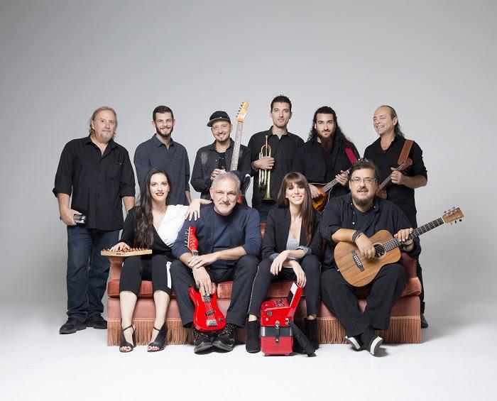 Λαυρέντης Μαχαιρίτσας – Νίκος Πορτοκάλογλου στο Γυάλινο Μουσικό Θέατρο