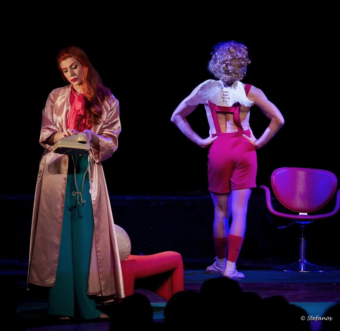 """""""Ωραία Ελένη"""" στο Θέατρο του Ιδρύματος Μιχάλης Κακογιάννης"""