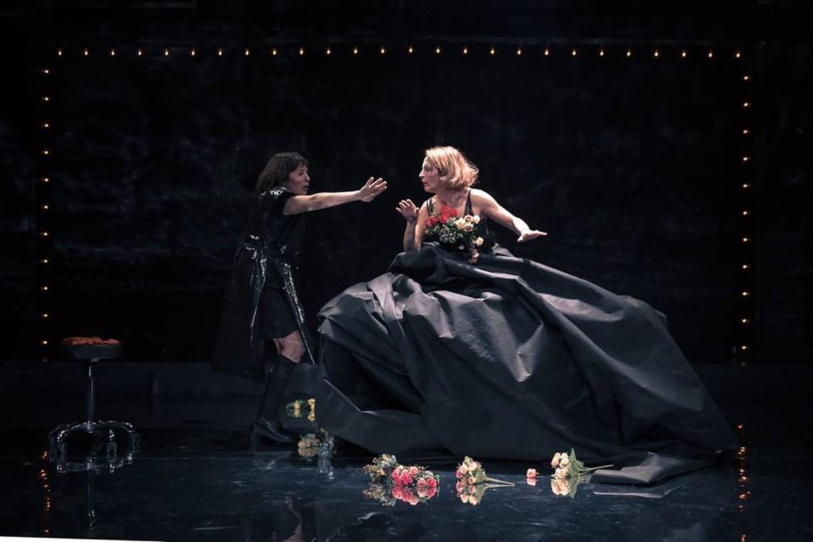 """""""Οι Δούλες"""" επιστρέφουν στο Υπόγειο του Θεάτρου Τέχνης"""