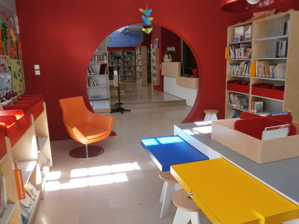Δημιουργικός Χριστουγεννιάτικος Δεκέμβρης στην Περιφερειακή Βιβλιοθήκη Χαριλάου