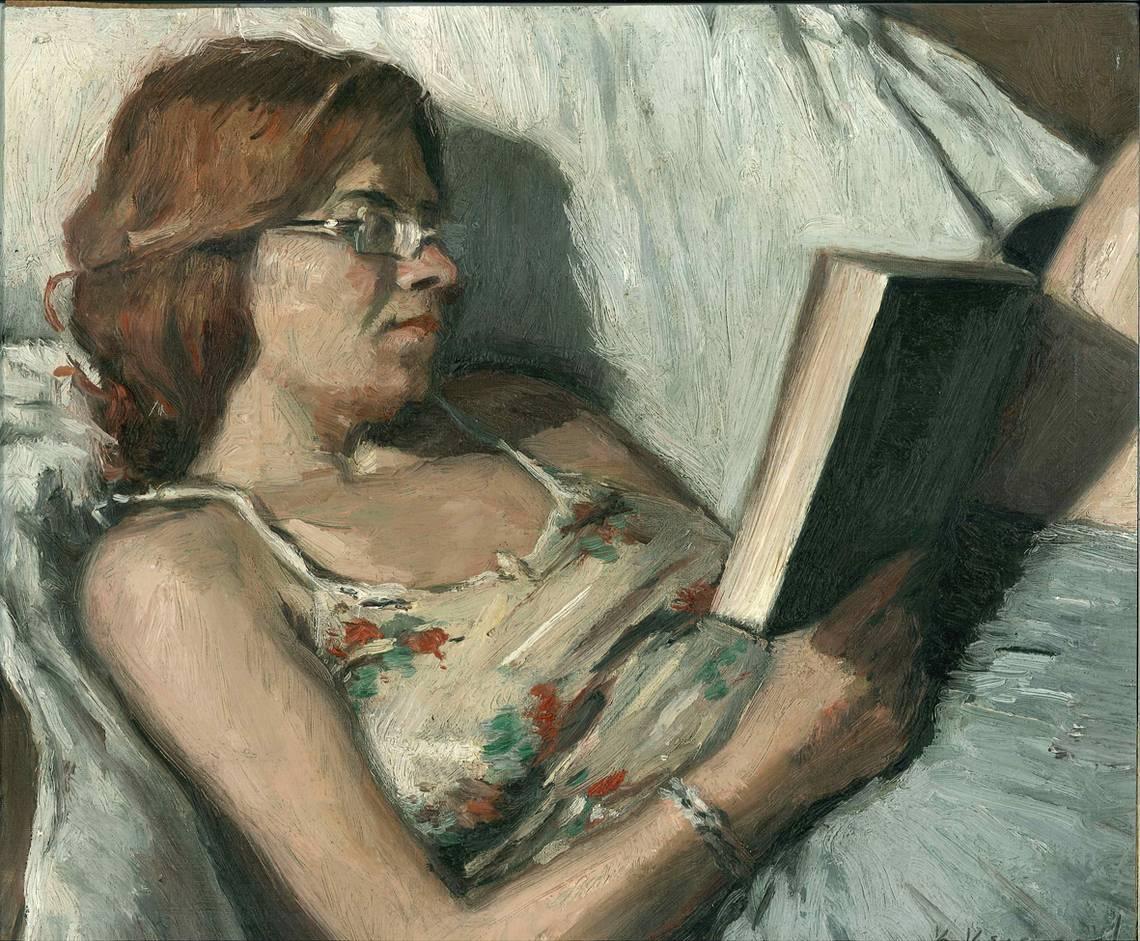 Παράταση της έκθεσης ζωγραφικής του Κωνσταντίνου Κερεστετζή στην «Chalkos Gallery»