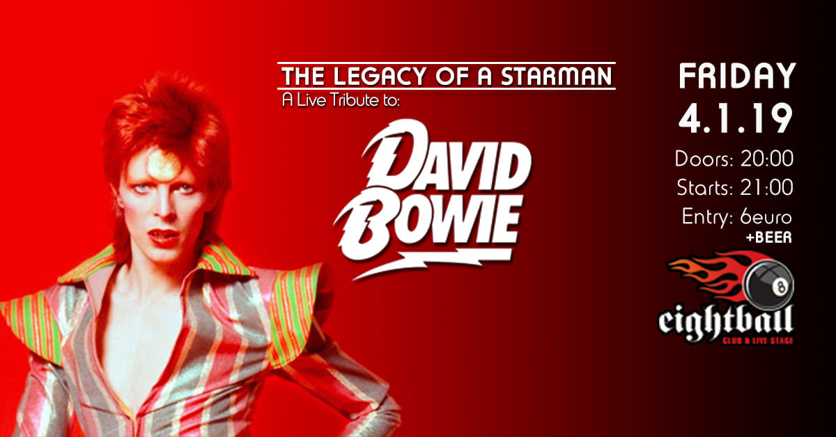 The Legacy of a Starman: A Live Tribute to David Bowie