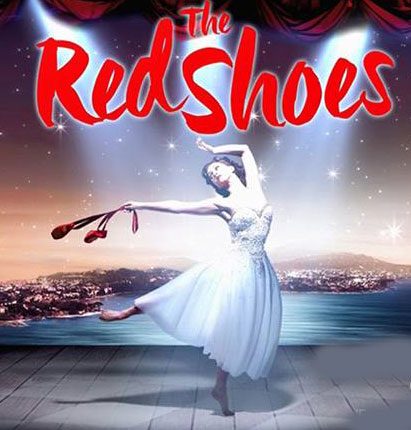 """Τα """"Κόκκινα Παπούτσια"""" στο Ολύμπιον!"""